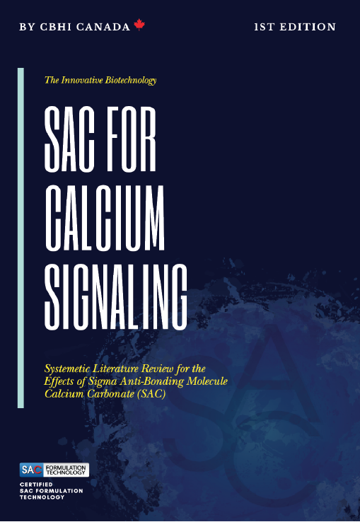 SAC for Calcium Signalling