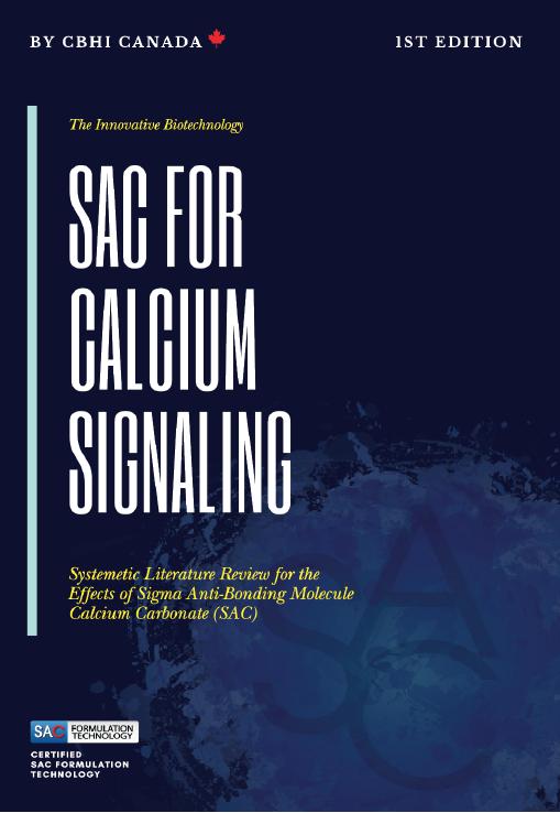 SAC for Calcium Signalling (Book)
